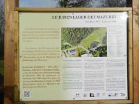 Idée de Sortie Les Mazures Le Judenlager des Mazures