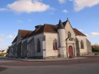 Idée de Sortie Sainte Savine Un jour, une église - Les Noës-près-Troyes