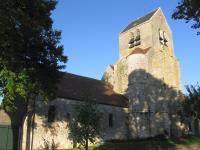 Idée de Sortie Chartronges Eglise de la Nativité-de-la-Vierge