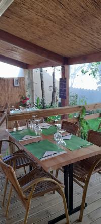 Restaurant Vensac Le Calebassier de Lesparre