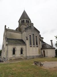 Idée de Sortie Vuillery Eglise Saint-Rémi de Leuilly-sous-Coucy