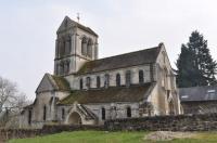 Idée de Sortie Vorges Eglise de la Nativité-de-la-Sainte-Vierge de Lierval