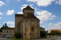 Eglise-de-Limalonges Limalonges