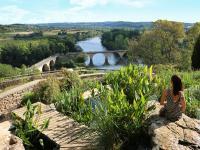 Les Jardins Panoramiques de Limeuil Dordogne