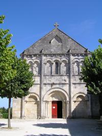 Idée de Sortie Nersac Eglise Saint-Pierre de Linars