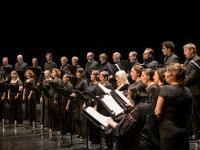 Evenement Bonneville la Louvet Les choeurs sacrés de Poulenc / Villette / Britten, par L'Ensemble Accentus