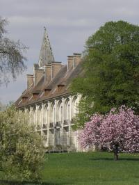 Idée de Sortie Le Plessier Huleu Abbaye de Longpont
