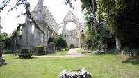 Idée de Sortie Rozet Saint Albin Visite commentée de l'abbaye de Longpont