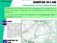 Idée de Sortie Bayon BALADE AUTOUR DE LOREY ET  DOMPTAIL-EN-L'AIR