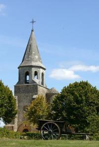 Idée de Sortie Loubejac Eglise de Loubéjac