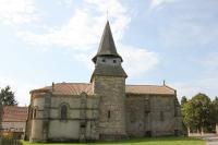Idée de Sortie Le Vilhain Église Saint-Martin - Louroux-Bourbonnais