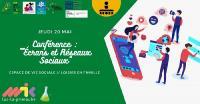 Evenement Arvieu Conférence : Ecrans et Réseaux Sociaux
