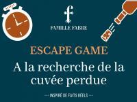 Idée de Sortie Cruscades ESCAPE GAME - FAMILLE FABRE CHATEAU DE LUC
