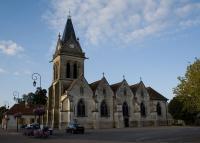 Idée de Sortie Lusigny sur Barse Un jour, une église - Lusigny-sur-Barse