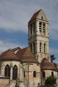 Idée de Sortie Val d'Oise Eglise Saint Côme et Saint Damien