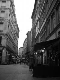 Rue-Merciere Lyon 2e Arrondissement