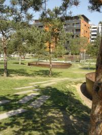 Parc de la Buire Rhone