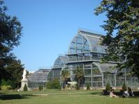 Le Jardin botanique du Parc de la Tête d´Or Rhone