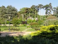 Parc de la Tête d´Or Rhone