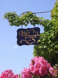 Restaurant Fougerolles Auberge La Forge