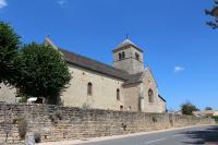 Idée de Sortie Asnières sur Saône Eglise de la Conversion de Saint-Paul