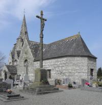 Idée de Sortie Kerpert Eglise Saint Gildas - Magoar