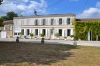 maison - Chateau Lalande Listrac Médoc
