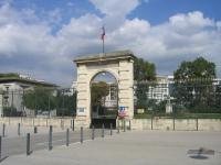 Jardin botanique de l´école nationale vétérinaire d´Alfort Val de Marne