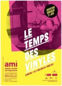 Evenement Loiret Exposition temporaire LE TEMPS DES VINYLES à l'AMI