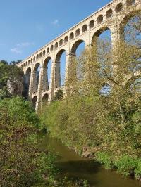Idée de Sortie Mallemort Vers l'aqueduc de Roquefavour