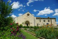 Jardins du prieuré de Salagon Alpes de Haute Provence