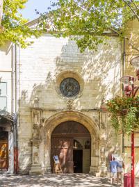 Idée de Sortie Alpes de Haute Provence Église Notre-Dame-de-Romigier