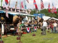 Evenement Saint Martin d'Ary American' Festival - Country