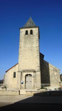 Idée de Sortie Channay Église Saint-Vorles