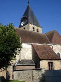 Idée de Sortie Bourdenay Eglise Saint-Loup