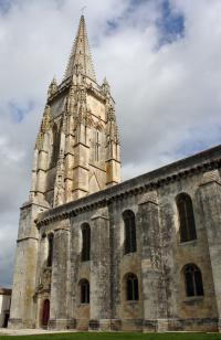 Idée de Sortie Marennes Eglise et Clocher - Saint Pierre de Sales à Marennes