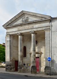 Idée de Sortie Marennes Temple de Marennes
