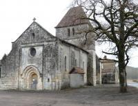 Idée de Sortie Connezac Eglise Saint-Martin de Champeaux