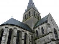 Idée de Sortie Toulis et Attencourt Eglise Notre-Dame de Marle