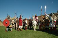 Evenement Saint Algis Festival international d'Histoire Vivante à Marle : 2000 ans d'histoire de France