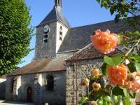 Idée de Sortie Montpothier Eglise Sainte Marie