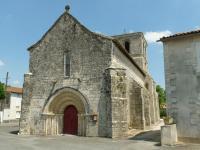 Idée de Sortie Montignac Charente ÉGLISE SAINT-GERVAIS-SAINT-PROTAIS DE MARSAC