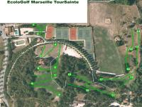 Golf de Tour Sainte Fontvieille