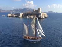 Idée de Sortie Marseille Le Don du Vent voilier de tradition