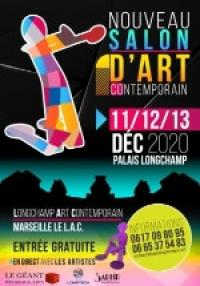 Longchamp-Art-Contemporain-salon-d-art-contemporain-L-A-C- Marseille 4e Arrondissement