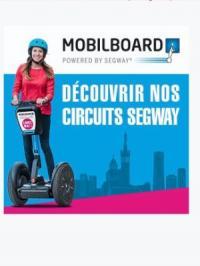 Idée de Sortie Marseille Mobilboard location de Segway