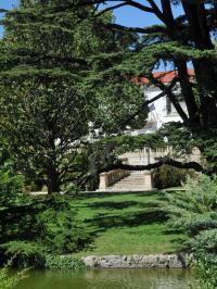 Parc de Maison Blanche Marseille