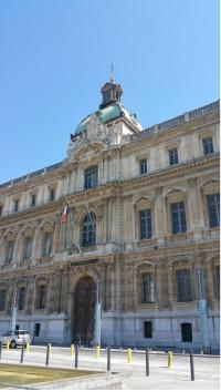 Randonnée dans le centre ville de Marseille Marseille