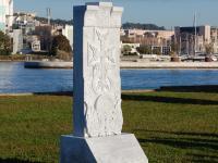Khatchkar-croix-de-pierre-armenienne Martigues