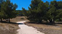 La voie verte du village de La Couronne vers Sainte-Croix Martigues